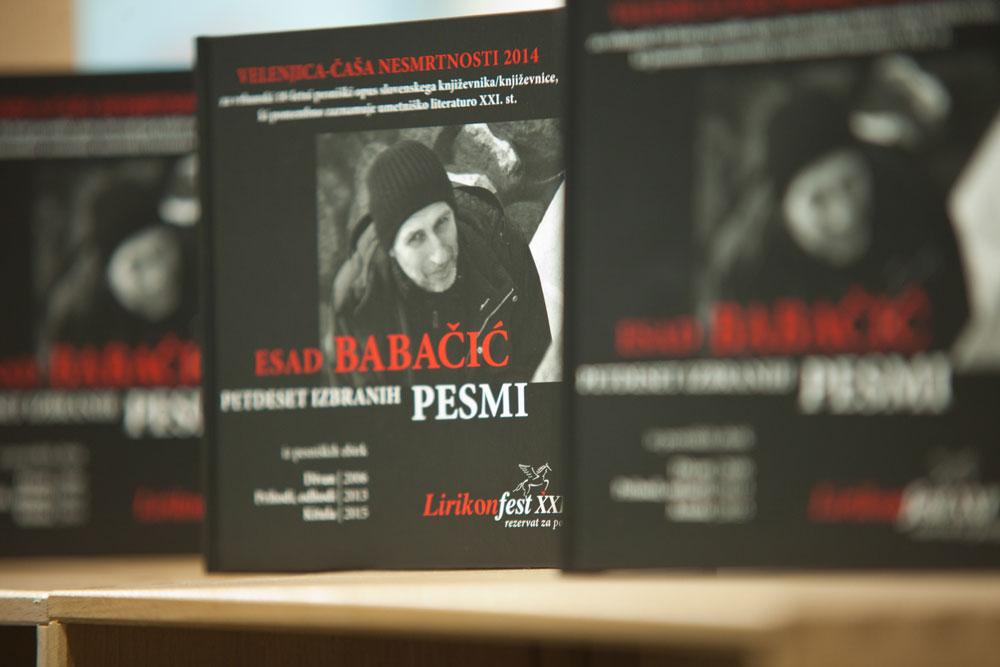 Babačić dobitnik nagrade velenjica-čaša nesmrtnosti 2014