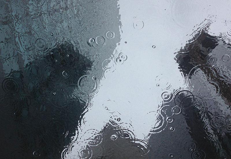 Počasni dež